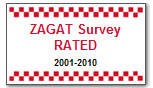 Five Guys Zagat