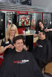 Sport Clips Stylists
