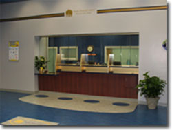 Family Financial Centers Interior
