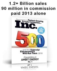 Ambit Energy Commission