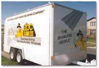 ABC Seamless Siding a franchise opportunity from Franchise Genius