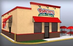 Popeyes Chicken & Biscuits a franchise opportunity from Franchise Genius