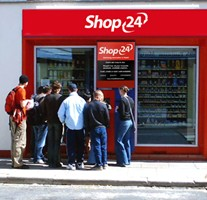 Shop24 a franchise opportunity from Franchise Genius