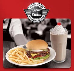 Steak N Shake a franchise opportunity from Franchise Genius